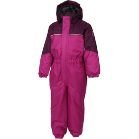 Color Kids Kazor Padded Coverall Kids Berry